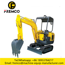 Rubber Track Excavator for Sale