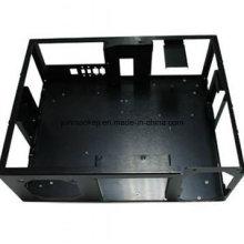 Aluminium Stempelbox für Computer