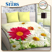 GS-PANSO-04 fadeless flower bedroom furniture bedding sets 3d
