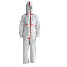 Schutzkleidung für medizinisches Personal Staubdichte Overalls