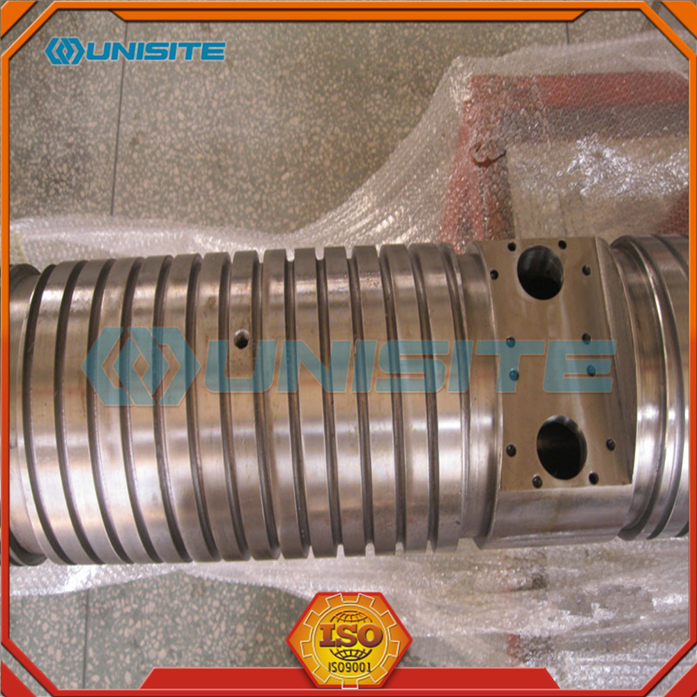Steel Screw Barrel Double Hole For Sale