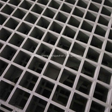 Yellow FRP Grating Cover Panel