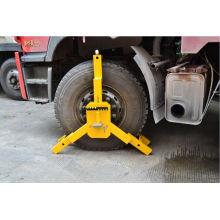 Llave de bloqueo de la rueda del neumático de coche antirrobo resistente