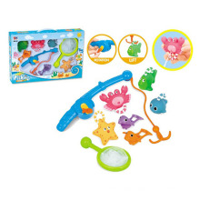 Summer Toy Water Spraying Animals Fishing Game Toy (H1336128)