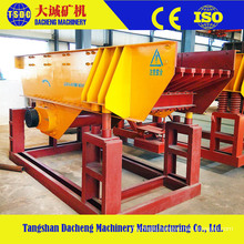Uniform Feeding Vibrating Feeder for Stone Crusher