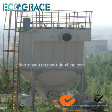 Sistema de filtrado de bolsas de polvo industriales