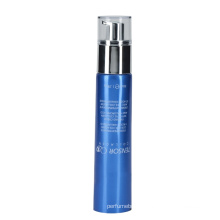 high quality 50ml 1.7 fl oz laminated cream lotion serum pump plastic cosmetic tube