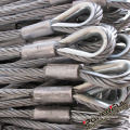 Galvanized steel wire rope slings