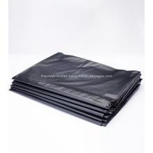 Poly Trash Bag in Black