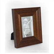 Natural Word Wooden Photo Frame for Home Decoration