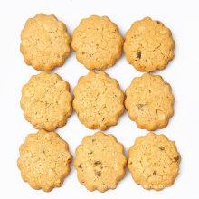 Circle Shape Dog Biscuits Dog Cookies Pet Snacks Dog Treats Pet Food