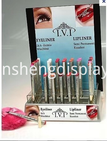 Cosmetic Display Holder