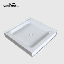 "36"" ×36"" Square Shower Tray With Center Drain"