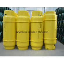 400L Low-Middle 12bar Pressure Carbon Steel Welded Gas Cylinder for Chlorine Mammonia, Liquied Gas