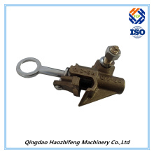Aluminum /Bronze Casting Hot Line Clamp by Hot Forging Cold Forging