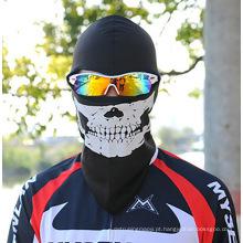 Balaclava Tactical Airsoft Caça Exteriores Militar Respiração Motocicleta Ciclismo Ciclismo Proteção Máscara Cheia