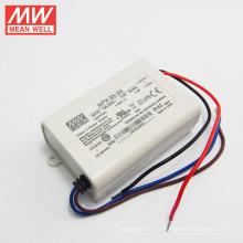 Muitos estoques de 6 W a 600 W à prova d 'água IP40 IP65 IP67 UL CE TUV PSE CUL 2-7 anos de garantia original meanwell led driver