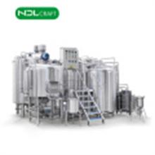 Équipement de microbrasserie de mini-brasserie clé en main 100L