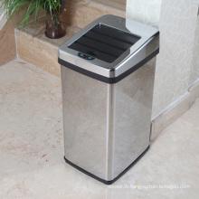 Poubelle quadrilatérale pour détecteur de métal pour l'hôtel / bureau / salle (B-30LB)