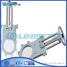 Steel cast gate valves
