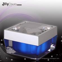 Pot cosmétique Quadrate avec n'importe quelle couleur de Jy218 50g