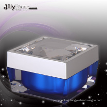 Jy218 50g Quadrate Cosmetic Jar with Any Color