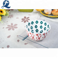 Factory Cheap Wholesale Price Custom Colorful Mini Ceramic Bowls Set