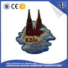 Personalized Bulk Embroidery Stitched Fabric Labels Patches