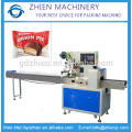 ZE-250D Human machine interface PLC automatic pack machine