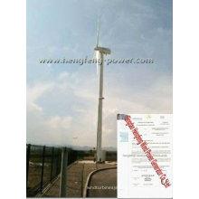 Turbine de vent pour le micro-ordinateur contrôle PLC