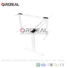 Three Legs Electric Ergonomic Lifting Column Adjustable Height Desk