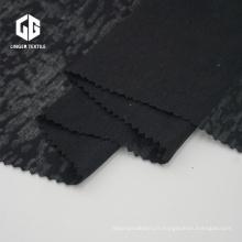 TC 65/35 Jersey Tissu en mousseline de soie en relief