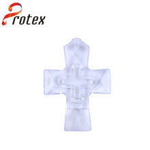 Plastic Small Crosses Wholesale Pattern Pendants Ornaments