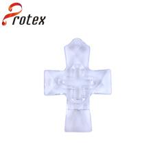 Plástico Pequenas Cruzes Atacado Padrão Pingentes Ornamentos