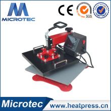 Prensa térmica de combinação econômica da Microtec