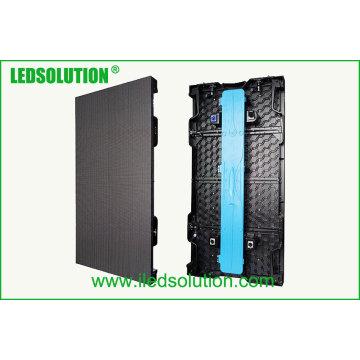 500X1000mm P6.25 Panel de pantalla LED de interior ligero y delgado