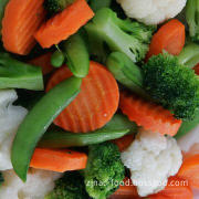 Vegetable Mix, Includes Broccoli, Cauliflower, Carrots and Green Beans