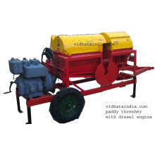 multi grain crop thresher