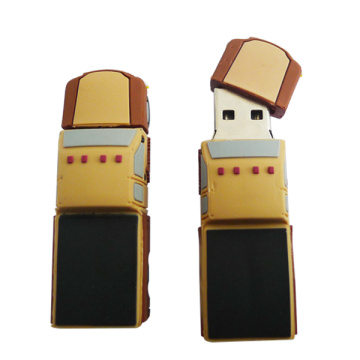 Regalos promocionales Truck USB Flash Drive 4gb