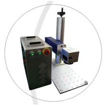 30W Mini Size Fiber Laser Marking Machine Fol-30t