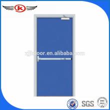 JK-F9021competitive security steel fire doors/ fire exit proof door