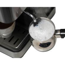 Máquina de café espresso con bomba de 15 bar con panel táctil