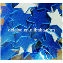 various shapes glitter EVA foam stickers