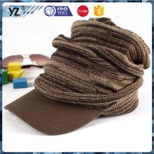Nuevo sombrero de punto especial de novedad de diseño con buen precio