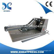 2014 custom tshirt label dye heat transfer machine transfer for sublimate sublimation printing equipment