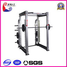3D Smith Machine Gym Equipment, Fitness Equipment, Body Building, Exercise Equipment, Sports Equipment, Healthy Equipment (LK-9027C)