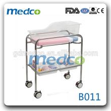 Medco B011 medizinische Baby Kinderbett Bett Preise Säugling Krankenhaus Bett Krankenhaus Babybett