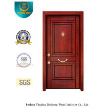 Безопасности стальные двери для дома без Высечки (т-1011)