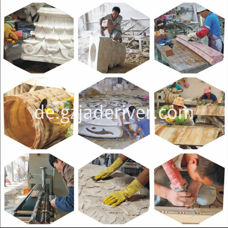 marble stone uses