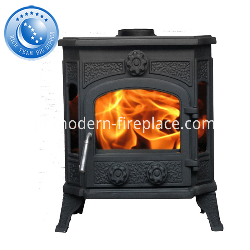 Cast Iron Wood Burning Stoves For Sale